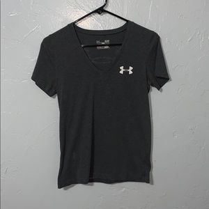 Small gray under amour t-shirt